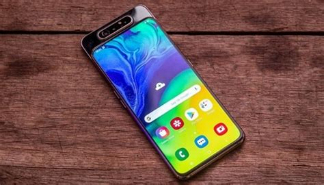 Samsung Galaxy A80 Release Date In Pakistan by Samsung Galaxy A80 Priced At Rs 39 990 In India Comes With Rotating In Screen