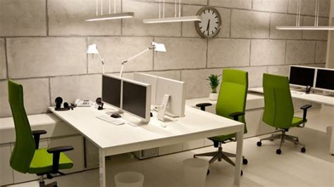 affordable interior for small office designs with square