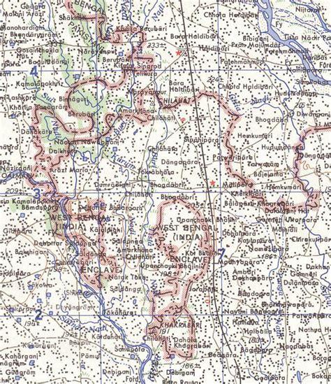 india bangladesh file india bangladesh border us army map service jpg