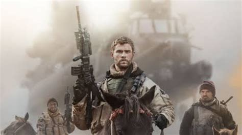 film kisah nyata olahraga 12 strong kisah nyata pasukan khusus angkatan darat as
