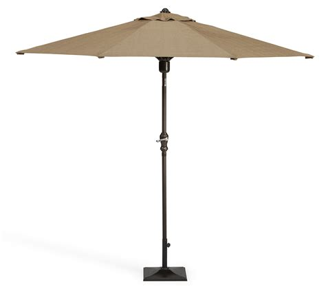 Patio Umbrella Bluetooth Speaker Garden Oasis Umbrella With Bluetooth Speaker Sears