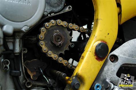 Ritzel Montage Motorrad by 600ccm Info Neues Antriebsritzel Bei Yamaha Xj 600 S N