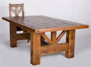 barnwood dining table rustic dining tables reclaimed