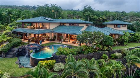 Landscape Architect Hawaii Hawaii Homes With Tropical Landscape Design Hawaii Real