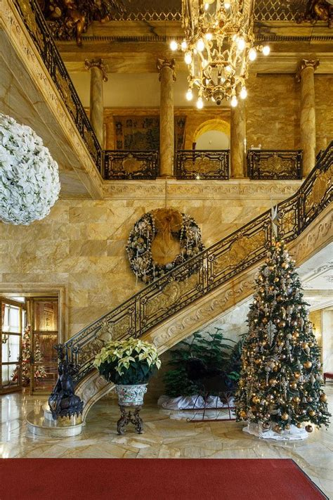 christmas decorations luxury homes 26 best marble house quot temple to the arts quot images on