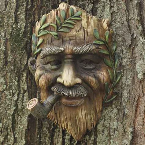 tree faces tree spirit face basic craft supplies craft