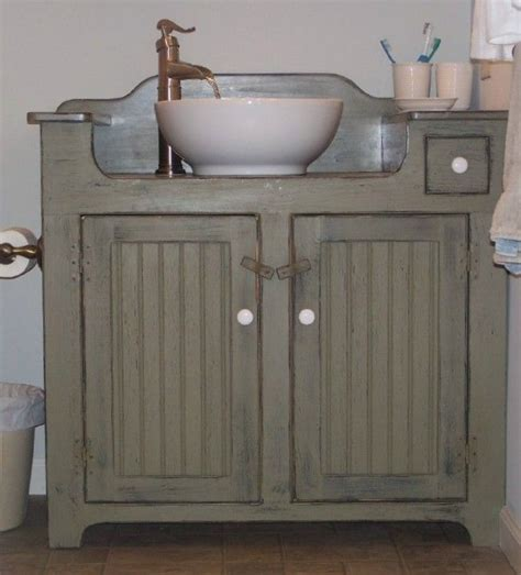 country style bathroom vanity best 25 dry sink ideas on pinterest prim decor