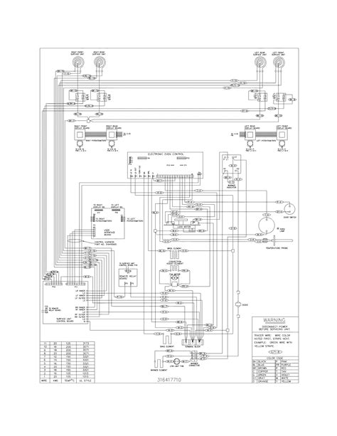 electric stove wiring diagram frigidaire plef398dce electric range timer stove clocks