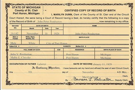 Italian Birth Records Free Search Results For Blank Birth Certificates Calendar 2015