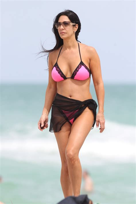 wives in hot swim suits photos mob wives star carla facciolo kills it in a