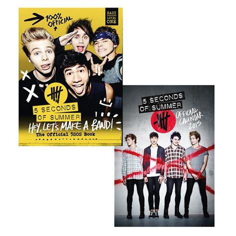 5sos Official Band Poster 5 Seconds Of Summer Iphone All Hp 5sos book 5sos calendar bundle