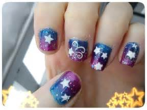 star nail art design by enelyasaralonde on deviantart
