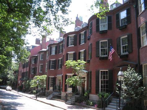 Boston Row Houses - beacon hill row houses pinterest