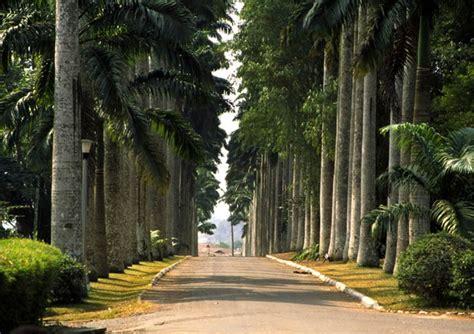 Aburi Botanical Garden Aburi Botanical Gardens Touringghana