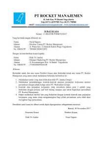contoh surat kuasa perusahaan dalam keperluan bisnis