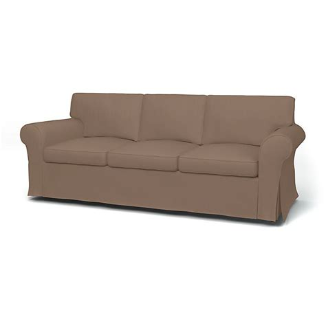 ektorp sofa cover for sale ektorp 3 seater sofa cover with piping bemz