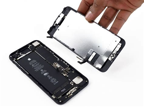 Iphone 7 Screen Replacement by Iphone 7 Screen Replacement Ifixit Repair Guide