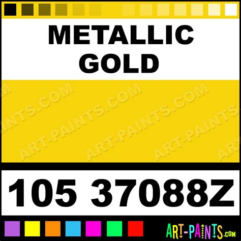 metallic gold 1 enamel paints 105 37088z metallic gold paint metallic gold color