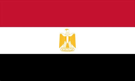 flags of the world egypt cool egyptian flag