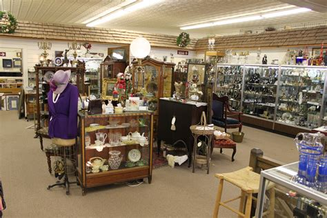 Antique Stores by Antiques Mall