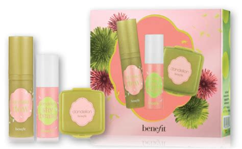 Benefit Dandelion 3 5g things i did not buy benefit mini sets the chrysalis