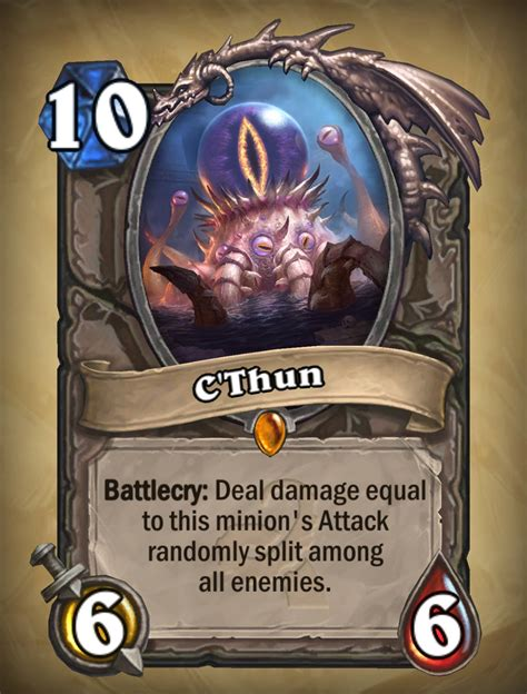 Hearthstone Gift Card - hearthstone cards revealed for whispers of the old gods expansion gamer assault weekly
