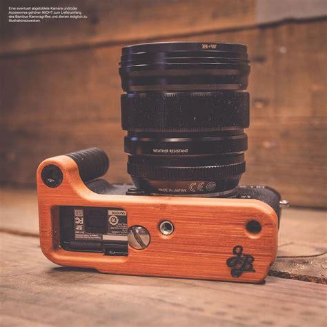 Kamera Fujifilm T10 kamera handgriff f 252 r fujifilm fuji x t10 handgefertigt in usa aus bambus siolex
