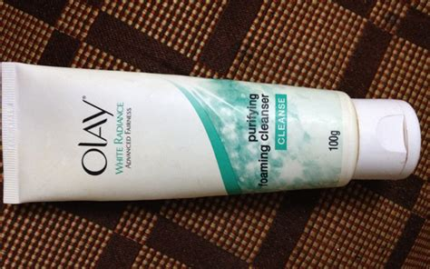 Olay White Radiance Purifying Foaming Cleanser olay white radiance advanced fairness purifying foaming cleanser