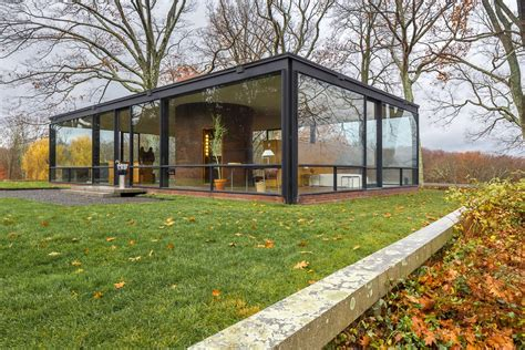 Phils House by Philip Johnson Glass House New Canaan E Architect