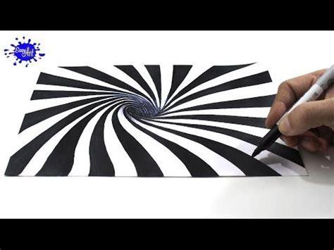 ilusiones opticas hechas a mano c 243 mo dibujar una ilusi 243 n 243 ptica 3d how to draw optical