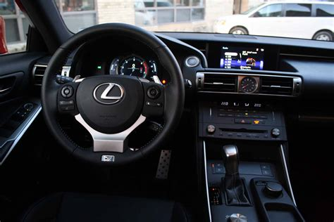 lexus car 2016 interior 2016 lexus is review and information united cars
