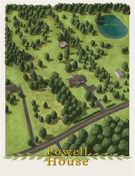 powell house powell house by sirinkman on deviantart