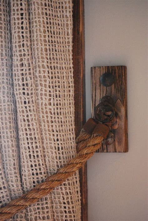 Rope Door Curtain by 1000 Ideas About Western Curtains On Western