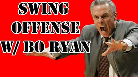 bo ryan swing offense bo ryan swing offense video preview youtube