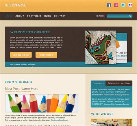 web layout styles top 7 web design tips for all the beginners learning web