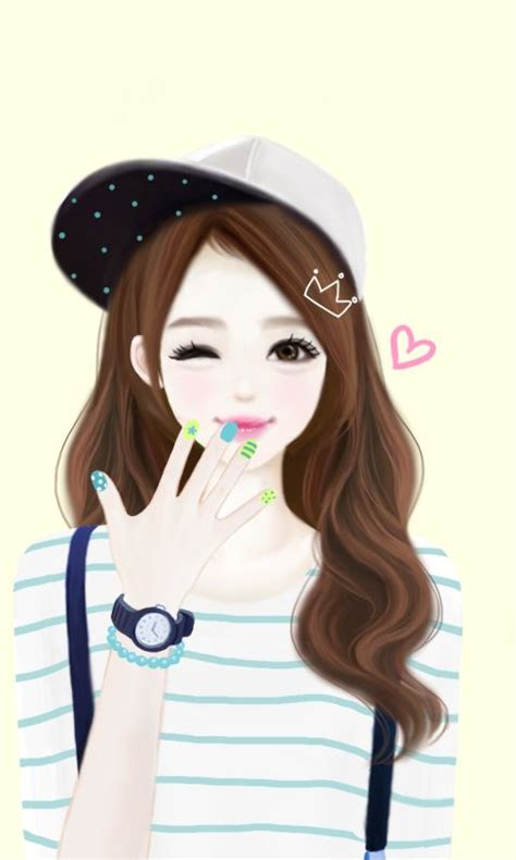 wallpaper cantik kartun korea 17 best images about enakei on pinterest around the