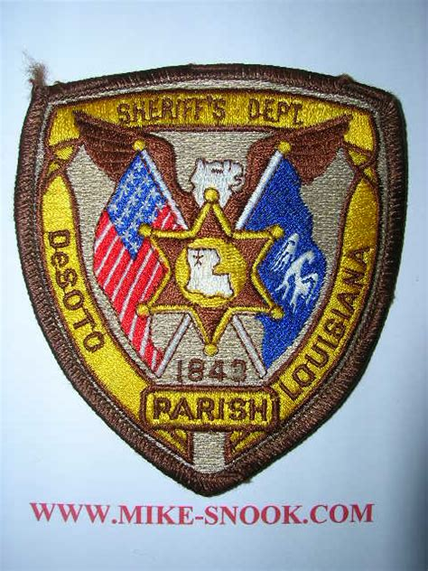East Baton Parish Sheriff Office by Mike Snook S Patch Collection State Of Louisiana