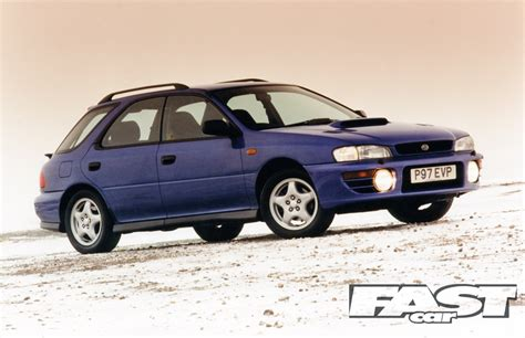 Subaru Impreza Sti Wagon Buying Guide Fast Car