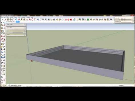 my hobbies me google sketchup google sketchup follow me tutorial youtube