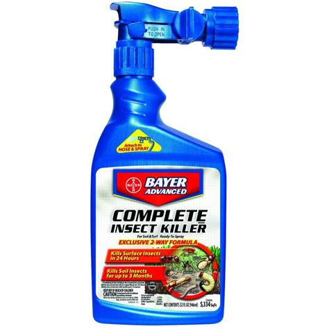 bayer advanced 32 oz ready to use complete insect killer