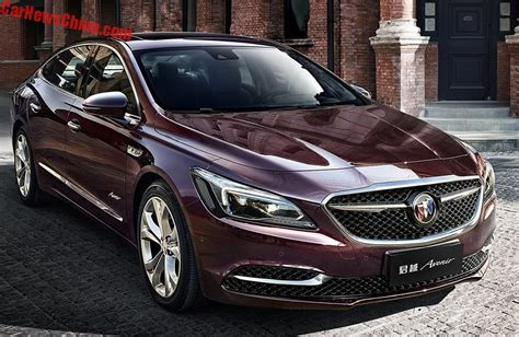 2020 Buick Envision Avenir by The Avenir Is An Luxurious Buick Lacrosse For China