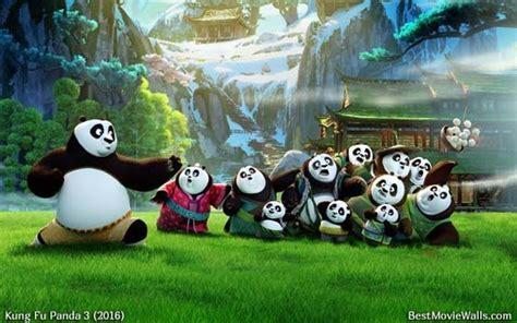 Kung Fu Panda Iphone All Hp a beautiful green wallpaper with po and his panda family