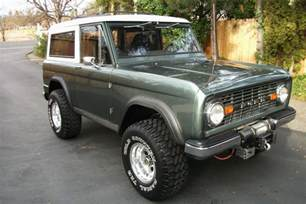 1968 Ford Bronco All Classic Cars Nz 1968 Ford Bronco Bronco