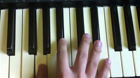 my piano tutorial one direction story of my piano tutorial chords