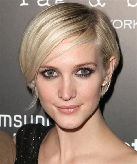 hairstyles for just below the ear ashlee simpson hairstyles in 2018