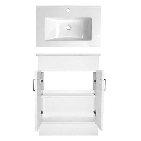 High Gloss Bathroom Vanity Units Turin High Gloss White Vanity Unit Bathroom Suite W1100 X D400 200mm At Plumbing Uk