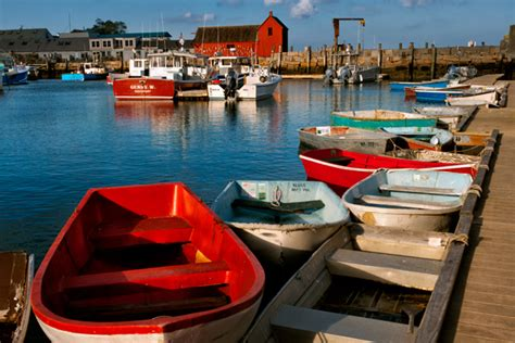 house of boats rockport water donald reese photography