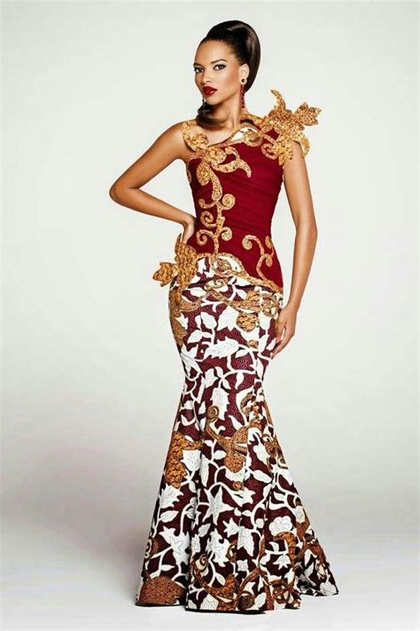 google pour robe africaine ivorian couture by gilles tour 233 pagnes pinterest