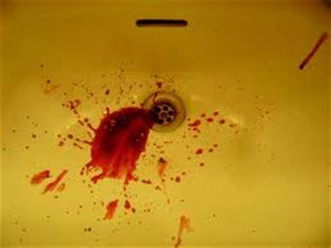 Kaos Blod Vomit By J M K blood in vomit