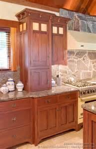 mission style kitchen cabinets craftsman kitchen design ideas and photo gallery